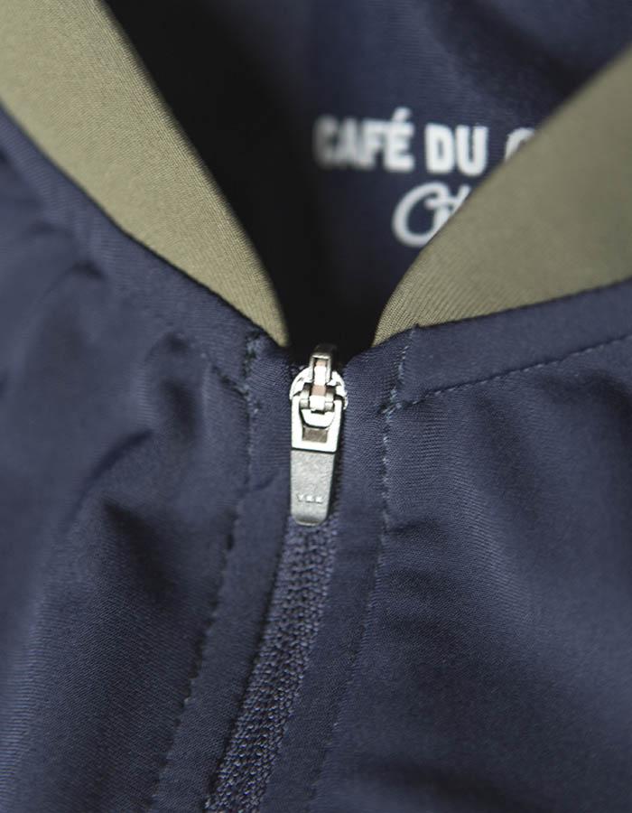 neck sleve cycling jersey