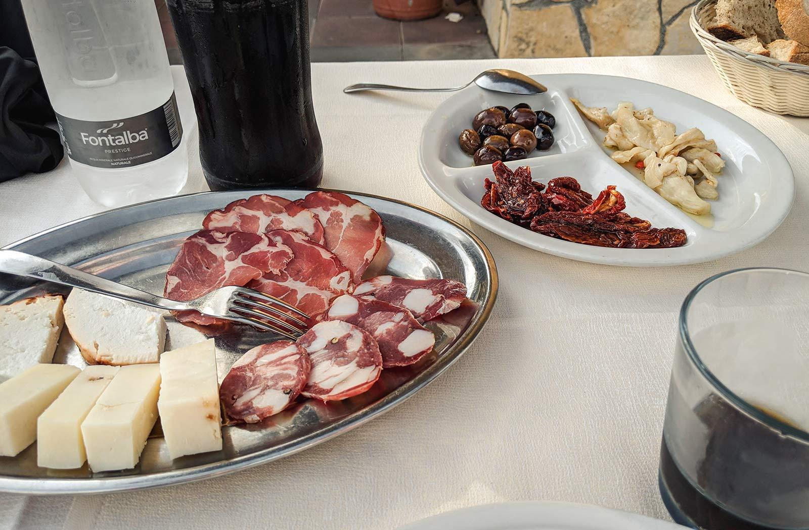Sicilian-food