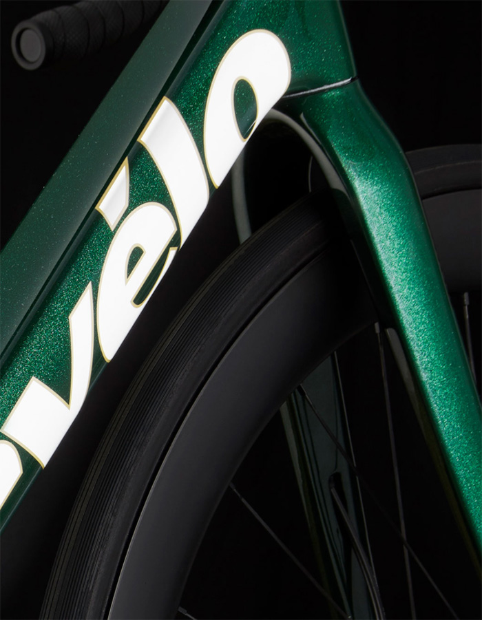 Cervelo down tube detail - Black Road Cycling - best bikes of 2021