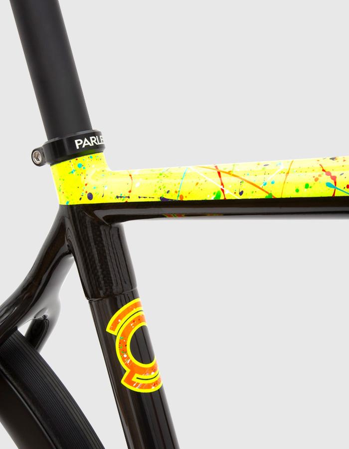 Parlee saddle tube - best bikes of 2021