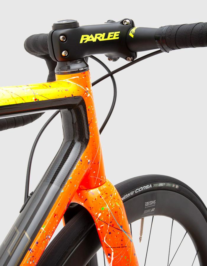 Parlee stem - best bikes of 2021