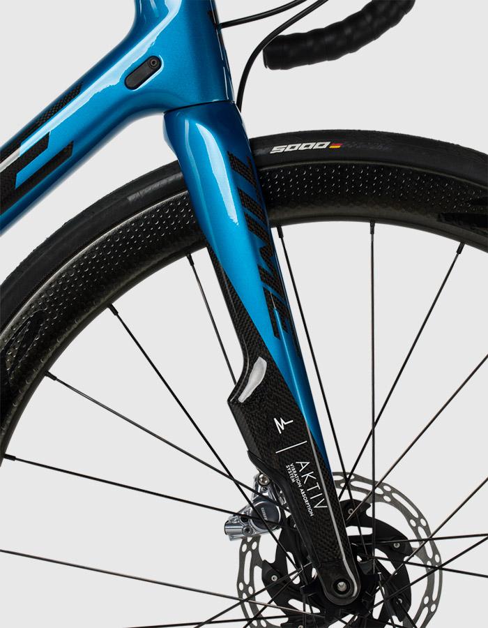 Time Alpe d'huez fork - best bikes of 2021