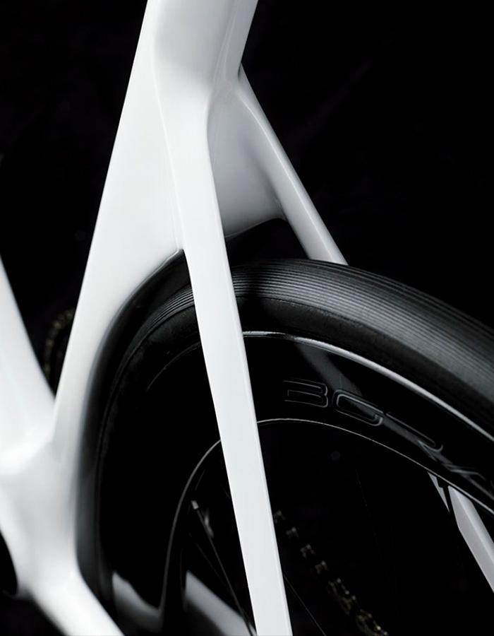 De Rosa frame detail - Racing bikes of 2021