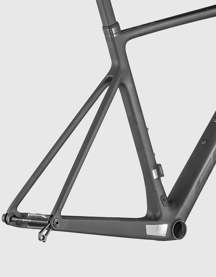Scott Addict 2021 carbon frame detail - Racing bikes of 2021