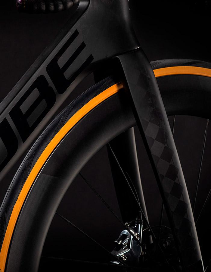 Cube Racing bikes 2021 fork - Racing bikes of 2021